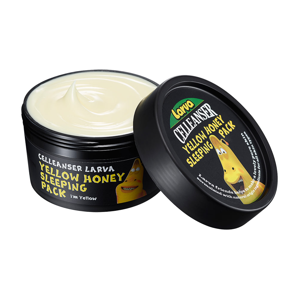 LARVA YELLOW HONEY SLEEPING PACK