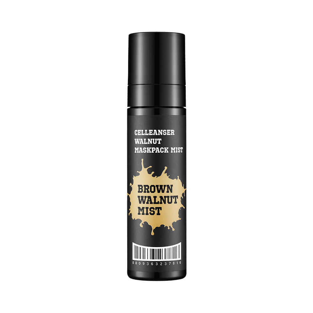 Celleanser Walnut Mask Pack Mist 80ml